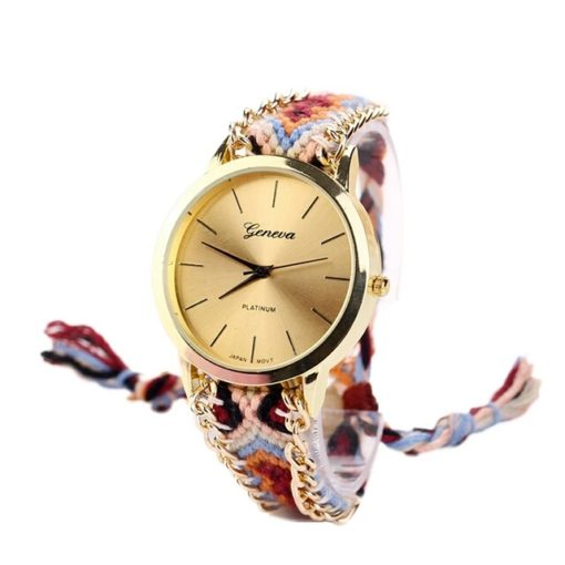 Bracelet bresilien montre été 2018