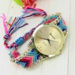 Bracelet bresilien montre tendance 2015