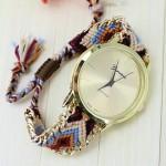 Bracelet bresilien montre été 2015