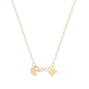collier pacman dore