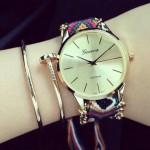 Bracelet bresilien montre été