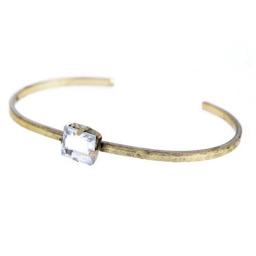 Bracelet boho chic - blanc