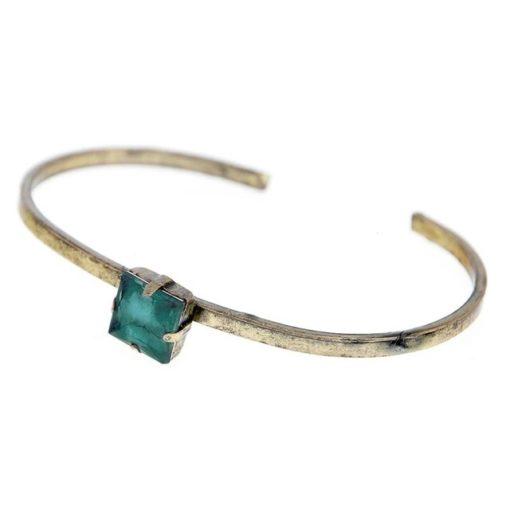 Bracelet boho chic - vert