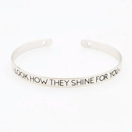 Bracelet tendance shine.Idees cadeaux bijoux femme. Bijoux tendance 2017. Bracelet tendance 2017