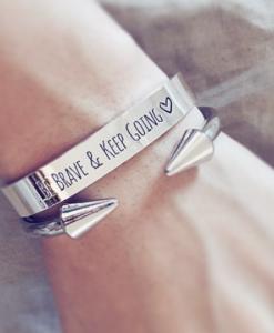 bracelet jonc tendance 2017. bijoux fantaisies de createurs