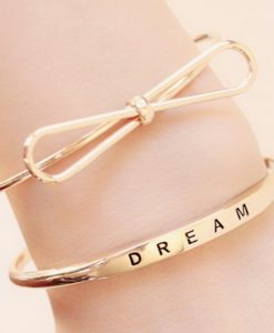 Bracelet jonc dream 2017