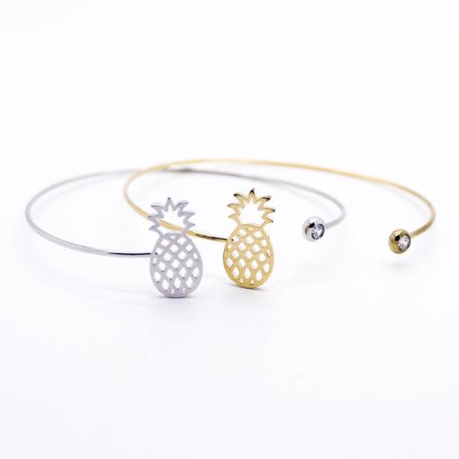 Bracelet créateur tendance 2017 or