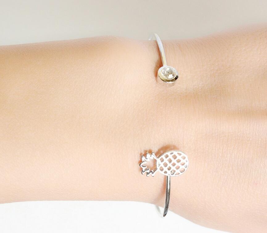 bracelet tendance 2018 argent swarovski bijoux fantaisie pas cher. Black Bedroom Furniture Sets. Home Design Ideas