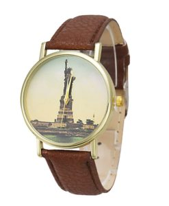 Montre Miss liberty