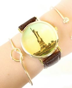 Montre fantaisie New york