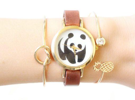 montre tendance 2017 panda
