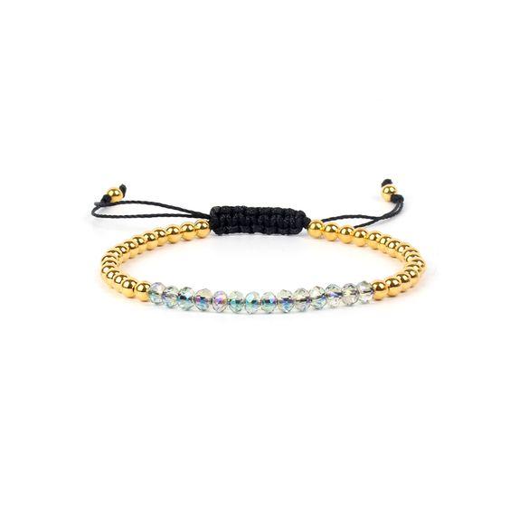 Bracelet swarovski cordon tendance 2018