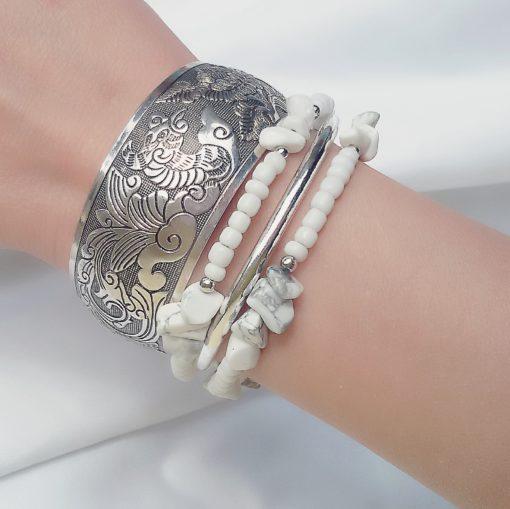 Bracelets bohème été 2018