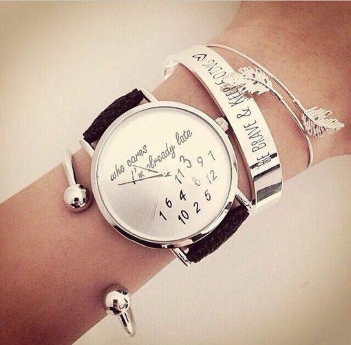 Bracelet femme tendance 2018 argent