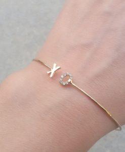 Bracelet xo love swarovski