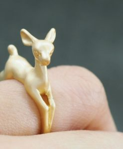 Bague Bambi or