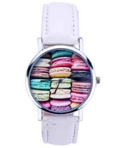 Montre Macarons - Bijoux gourmand 2018
