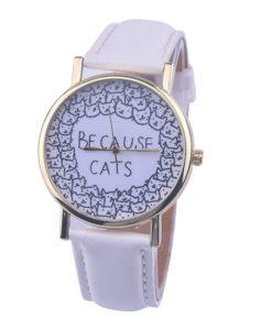 Montre petits chats