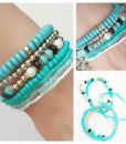 Bracelets bohème chic