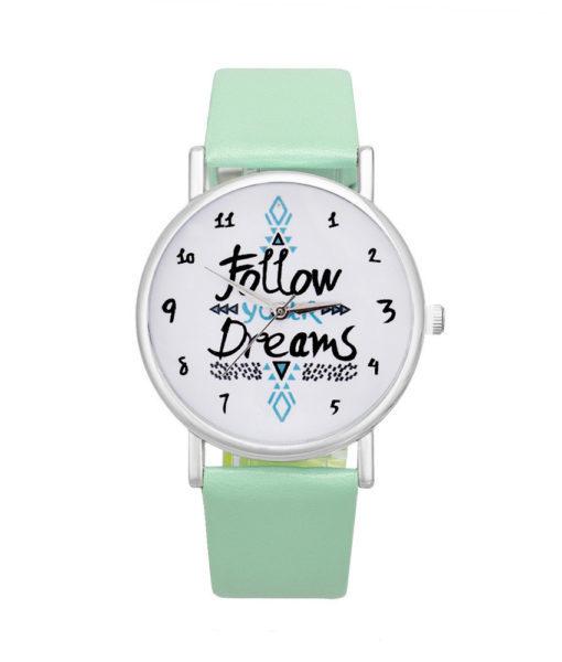 Montre porte-bonheur follow dreams