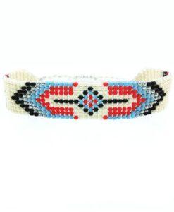 bracelet boheme rocaille