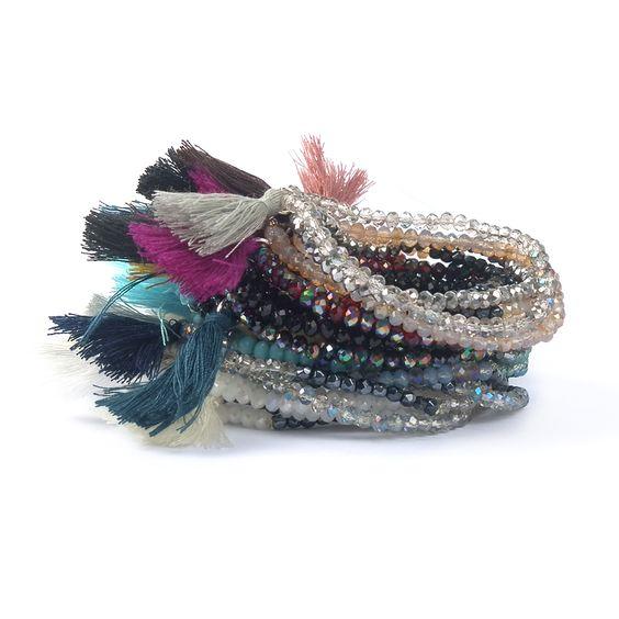 Bracelets bohème femme hiver 2017