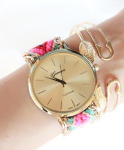 Montre bracelet brésilien tendance 2018