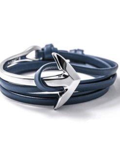 Bracelet cadeau femme bleu