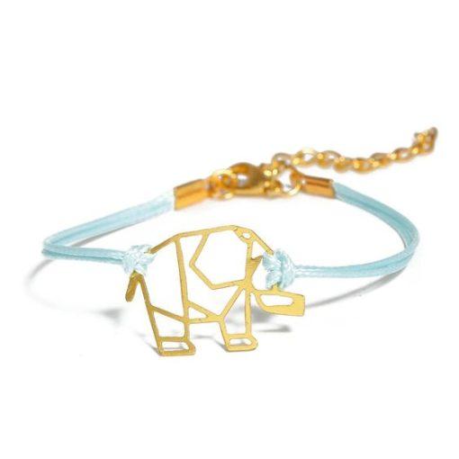 Bracelet cadeau femme - Éléphant