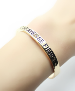 Bracelet cadeau femme porte-bonheur or