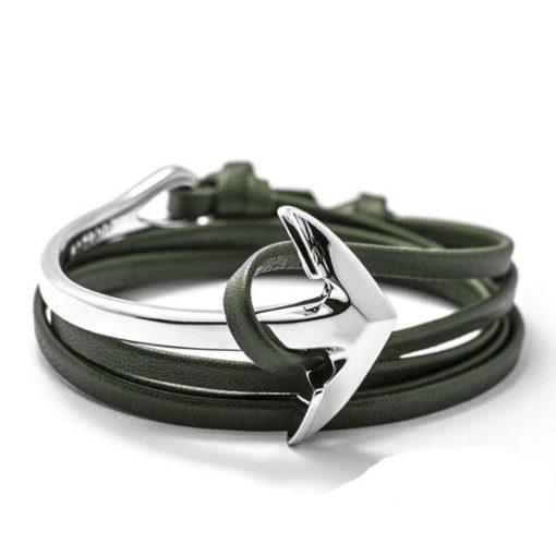 Bracelet cadeau femme- vert