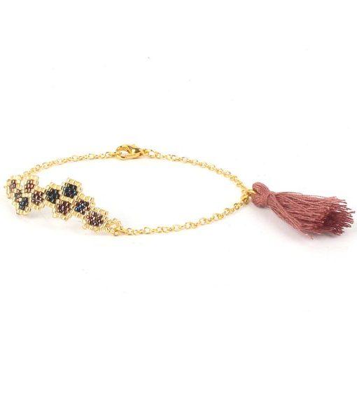 bracelet cadeau anniversaire femme tendance chic bijoux fantaisie. Black Bedroom Furniture Sets. Home Design Ideas