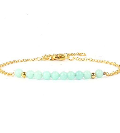bracelet cadeau femme aigue marine bijoux fantaisie pas cher. Black Bedroom Furniture Sets. Home Design Ideas