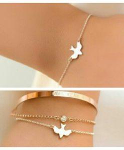Bracelet cadeau femme original pas cher
