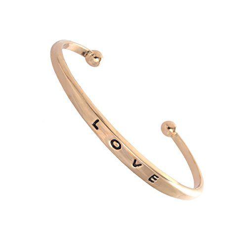 Cadeau anniversaire femme - Bracelet love