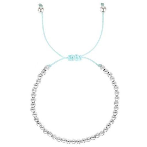 Idée cadeau anniversaire Femme- Bracelet bleu