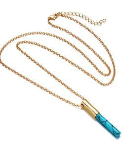 Idée cadeau bijoux femme- collier tendance