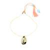 Bracelet coquillage perles