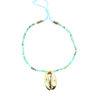 Bracelet coquillage perles 2018