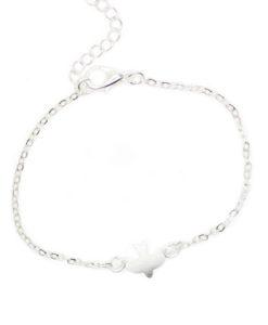 Bracelet hirondelle - idée cadeau femme