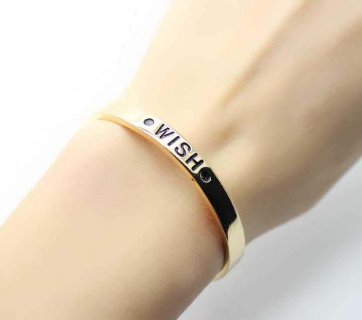 Bracelet or (1)