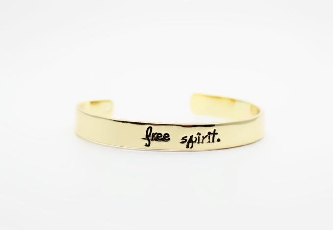 Bracelet or (7)
