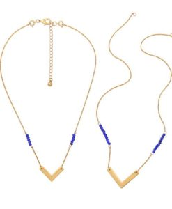 Cadeaux Femme- Collier multi-rangs Swarovski (2)