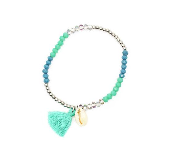 bracelet femme coquillage