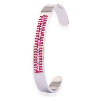 bracelet en argent femme