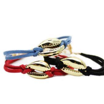 bracelet en cuir femme