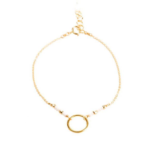 id e cadeau femme bracelet cercle perles bijoux fantaisie. Black Bedroom Furniture Sets. Home Design Ideas