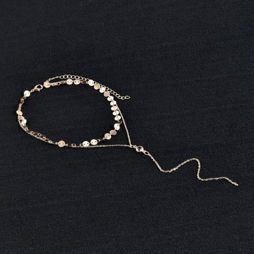 Idee cadeau femme -Collier ras de cou
