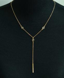 Idée cadeau femme -Collier cristal