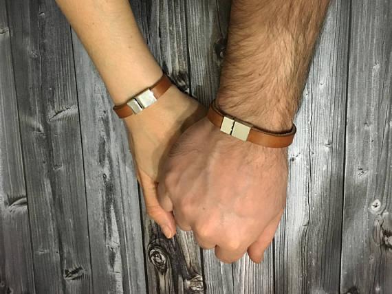 Bracelet à graver pour homme